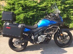 Suzuki DL 650 ABS EXP Vstrom