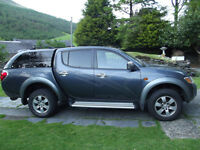 2007 Mitsubishi L200 ANIMAL Manual 97K