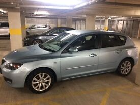 Selling Mazda 3. Car is in very good condition.