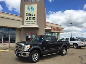 2013 Ford F-250 Lariat Supercab/Diesel/Nav/Leather $46897