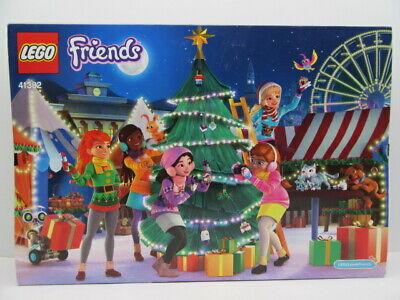 LEGO Friends Advent Calendar 2019 #41382 BRAND NEW FACTORY SEALED Christmas
