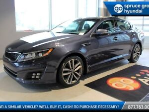 2014 Kia Optima SX TURBO PADDLE SHIFTERS PANO ROOF NAV LOADED