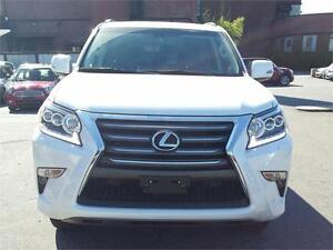 2015 Lexus GX460, Tech Pkg, Navi, 360 Camera, only27296km