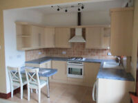 Immaculate Spacious first floor one bedroom flat with open plan kitchen/lounge close to town centre.