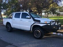 2007 Toyota Hilux KUN26R 06 Upgrade SR5 (4x4) 5 Speed Manual Somerton Park Holdfast Bay Preview