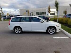 2009 Volvo V50 AWD R-Type wagon $8995