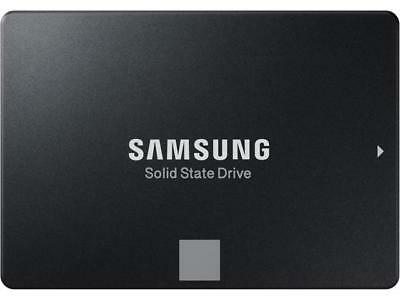 "SAMSUNG 860 EVO Series 2.5"" 500GB SATA III V-NAND 3-bit MLC Internal Solid State"
