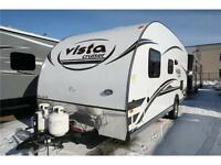 2014 Vista Cruiser 19RBS Travel Trailer only 2937 lbs!!