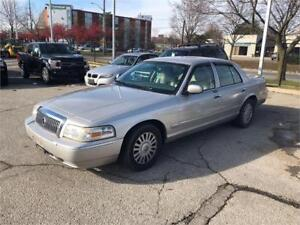2007 Mercury Grand Marquis LS Ultimate Pkg.