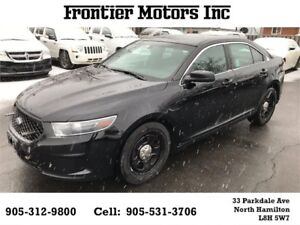 2014 Ford Sedan Police Interceptor