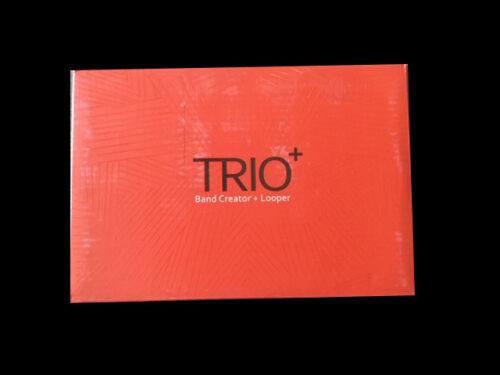 DigiTech Trio+ Plus Band Creator and Looper Effects Pedal TRIOPLUS-U