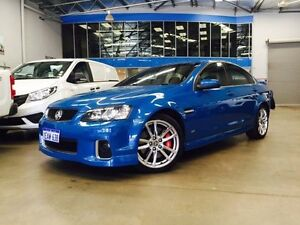 2012 Holden Commodore VE II MY12.5 SS Z-Series Blue 6 Speed Manual Sedan Beckenham Gosnells Area Preview