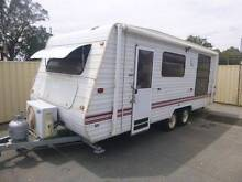 CHEAP Jayco 20 CARAVAN, DOUBLE BED , AIRCON, AWN + WALLS VALUE$$$ Maddington Gosnells Area Preview