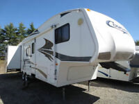 5th Wheel - 2008 Keystone Cougar 316BHS - excellent condition