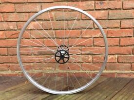 26-INCH RALEIGH TRUBUILD BICYCLE FRONT WHEELS