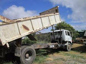 Tipper Hino Lobethal Adelaide Hills Preview