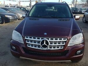 2009 Mercedes-Benz M-Class Base ML320 BlueTEC 4dr All-wheel Driv