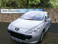 2006 Peugeot 307 1.6 SE 16v Hatchback Petrol Manual