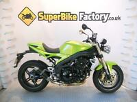 2008 08 TRIUMPH SPEED TRIPLE 1050