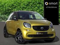 smart forfour PRIME PREMIUM T (yellow) 2016-01-29