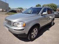 LHD 2010 Volvo XC90 AWD 7 Seats 2.4 Diesel Automatic 5Door. SPANISH REGISTERED