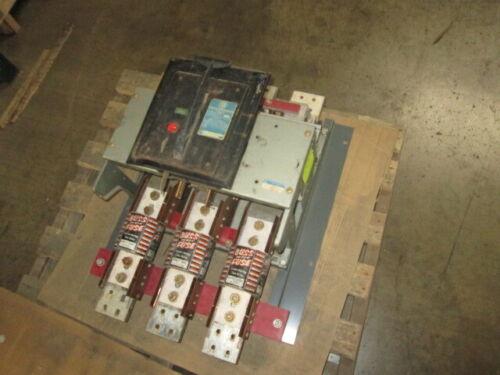 Ksp-2000 2000a 600v Ite Pressure Switch Used E-ok