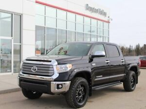 2017 Toyota Tundra Limited LIFTED!!!