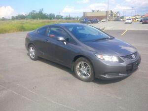 2013 Honda Civic Coupé   $$$11500$$$ neg