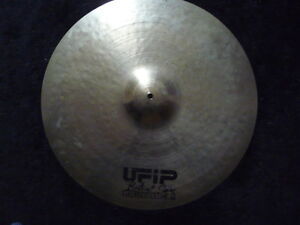"UFIP BRILLANCE SERIE 22"" RIDE"