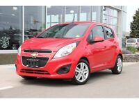 2014 Chevrolet SPARK Certified | One Owner | MyLink | Rear Visio