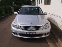 2010 Mercedes-Benz C250 CGI W204 MY10 Avantgarde Silver 5 Speed Automatic Sedan Petersham Marrickville Area Preview