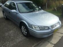 1999 Toyota Camry MCV20R CSi Silver 4 Speed Automatic Sedan Macquarie Hills Lake Macquarie Area Preview