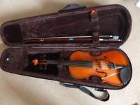 Childs 1/4 Size Violin