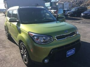 2014 KIA SOUL LUXURY