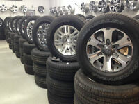OEM Tire & Rim Packages - Great Selection Available