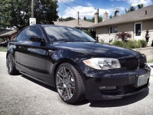 2009 BMW 1Series-Sport Package
