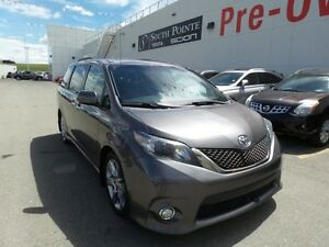 2013 Toyota Sienna SE | 8 Passenger | Bluetooth | Backup Camera