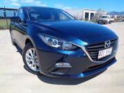 2014 Mazda 3 BM5478 Maxx SKYACTIV-Drive Blue 6 Speed Sports Automatic Hatchback Garbutt Townsville City Preview