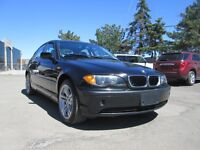2003 BMW 325xi LEATHER ROOF AWD!!