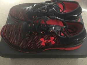 Under Armour Speedform Apollo 2 size 11  Never worn.  $60 firm.