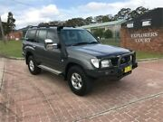 2000 Toyota Landcruiser HDJ100R GXL Grey Automatic Wagon South Nowra Nowra-Bomaderry Preview