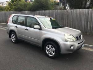 2008 NISSAN X-TRAIL ST 4WD (FOUR CYLINDER AUTO) North Hobart Hobart City Preview