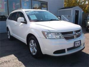 2012 DODGE JOURNEY SE * VERY CLEAN ALL ORIGINAL * NO ACCIDENTS *