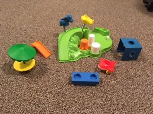 Vintage Fisher Price Toys-Various Sets