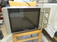 USED COOKWORKS MICROWAVE, CAN DELIVER