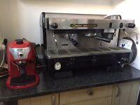La Cimbali M29 Basic Rare Espresso Machine (Read description) for £150 ONLY ono