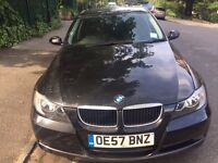 BMW 3 SERIES 320i, 2007, AUTOMATIC, 5 DOOR, *1 YEAR MOT*, FULL SERVICE HISTORY, *JUST BEEN SERVICED*