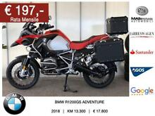 Bmw R 1200 GS Adventure Dynamic, Touring, Comfort