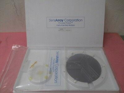 "SensArray 1530D-8-0010 8"" Single Probe Wafer 0-1100 C, Type K Thermocouples"