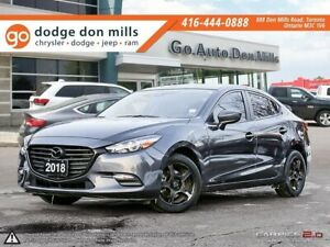 2018 Mazda Mazda3 GX - Automatic - bluetooth - back up camera -